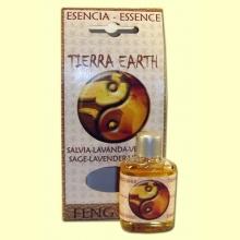 Perfume Concentrado Tierra - Flaires - 15 c.c.