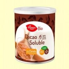 Cacao Soluble con Panela Bio - 400 g - El Granero