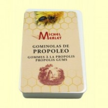 Gominolas de Propóleo ecológicas - 50 g - Michel Merlet