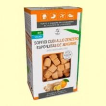Caramelos Ginjer Esponjitas de Jengibre - 60 gramos - Lemon Pharma