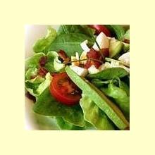 La comida vegetariana, poderosa para la salud