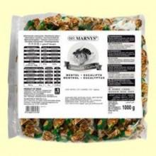 Caramelos de Propoleo Miel Mentol y Eucalipto - 1 kg - Marnys