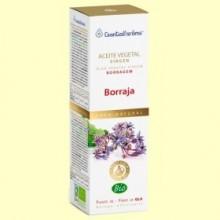 Aceite Vegetal Virgen de Borraja Bio - 100 ml - Esential'arôms