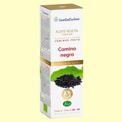 Aceite Vegetal Virgen Extra Comino Negro - 100 ml - Esential Aroms