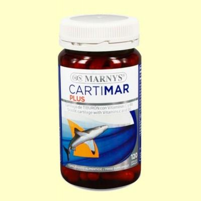 Cartimar Plus - cartílago de tiburón - 120 cápsulas - Marnys