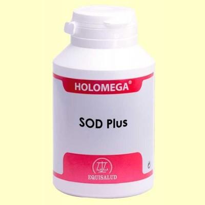 Holomega Sod Plus - 180 cápsulas - Equisalud
