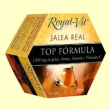 Royal-Vit Top Fórmula - 20 ampollas - Dietisa