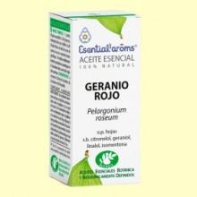 Aceite Esencial Geranio Rojo - 5 ml - Esential Aroms
