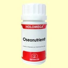 Holomega Oseonutrient - 50 cápsulas - Equisalud