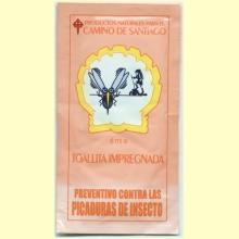 Contra Picaduras para el Camino de Santiago