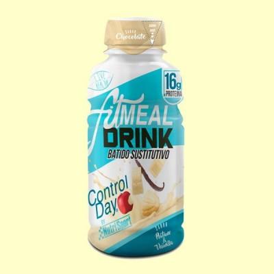 Fitmeal Drink Plátano y Vainilla - 330 ml - NutriSport