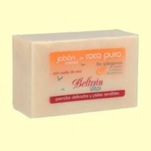 Pastilla Jabón Coco Puro - 240 gramos - Beltran Vital