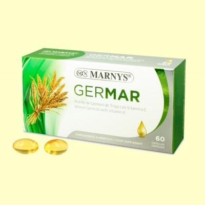 Germar- 60 cápsulas - Marnys