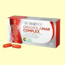 Graviolamar Complex - 60 cápsulas - Marnys