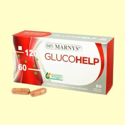Glucohelp - 60 cápsulas - Marnys