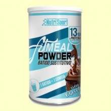 Fitmeal Powder Chocolate - 300 gramos - NutriSport