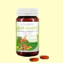 Lecit-Marnys Lecitina de Soja - 60 cápsulas - Marnys