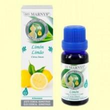 Aceite Esencial de Limón - 15 ml - Marnys