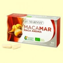 Maca Andina Bio - Macamar - 60 cápsulas - Marnys