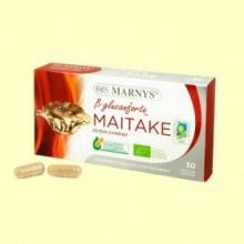 Maitake Bio Línea B-glucanforte - 30 cápsulas - Marnys