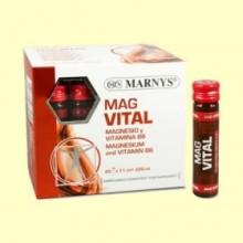 Mag Vital - 20 viales - Marnys