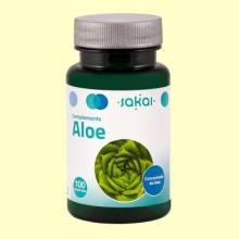 Aloe Vera comprimidos - 100 comprimidos - Sakai