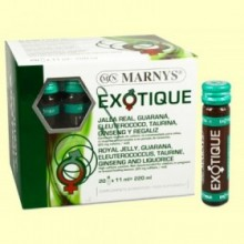 Exotique - 20 viales - Marnys