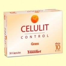Celulit Control Grass - 30 cápsulas - Ynsadiet