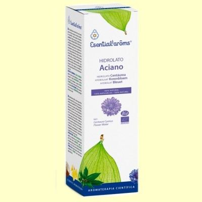 Agua Floral de Aciano Bio - 100 ml - Esential Aroms