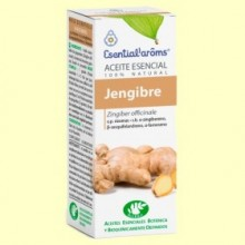 Aceite Esencial Jengibre- 10 ml - Esential Aroms