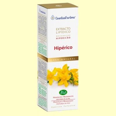 Extracto Lipídico Hipérico - 100 ml - Esential Aroms