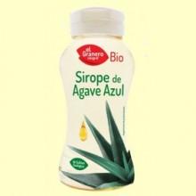 Sirope de Agave Azul Bio - 400 gramos - El Granero