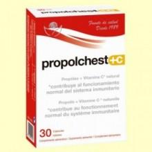 Propolchest - Sistema Inmunitario - 30 cápsulas - Bioserum