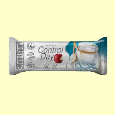 Barrita Control Day - Yogur - 44 gramos - NutriSport