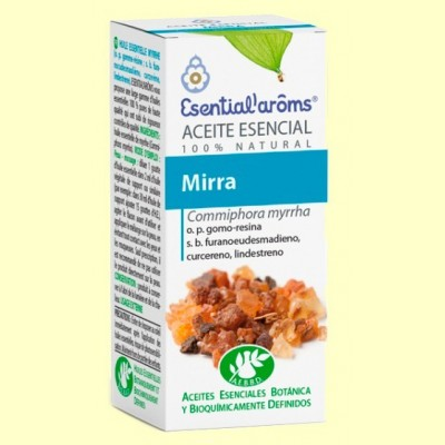 Aceite Esencial Mirra - 5 ml - Esential Aroms