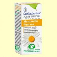 Aceite Esencial Manzanilla Romana - 5 ml - Esential Aroms