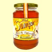 Miel Mil Flores - 470 gramos - Somper