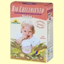 Papilla de Frutas Bio - 400 gramos * - biocrecimiento