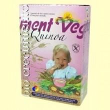 Papilla de Quinoa Bio - 400 gramos - Biocrecimiento