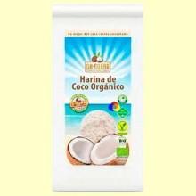 Harina de coco Bio - 600 gramos - Dr Goerg