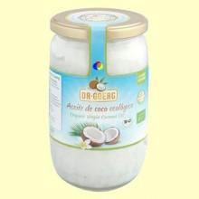 Aceite de Coco Bio - 1 litro - Dr Goerg