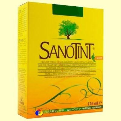 Tinte Sanotint Light - 125 ml - Rubio claro extra 88