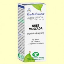 Aceite Esencial Nuez Moscada - 10 ml - Esential Aroms