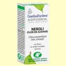 Aceite Esencial Neroli (Flor de Azahar) - 5 ml - Esential Aroms