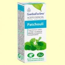 Aceite Esencial Patchouli - 10 ml - Esential Aroms