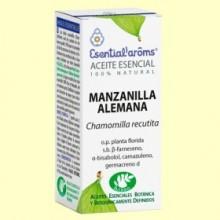 Aceite Esencial Manzanilla Alemana - 5 ml - Esential Aroms