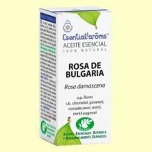 Aceite Esencial Rosa de Bulgaria - 5 ml - Esential Aroms