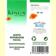 Aceite Reparador Facial 30ml de Kinua