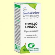 Aceite Esencial Tomillo Linalol - 5 ml - Esential Aroms