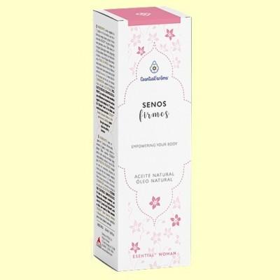Aceite Natural Senos Firmes - 50 ml - Esential Aroms